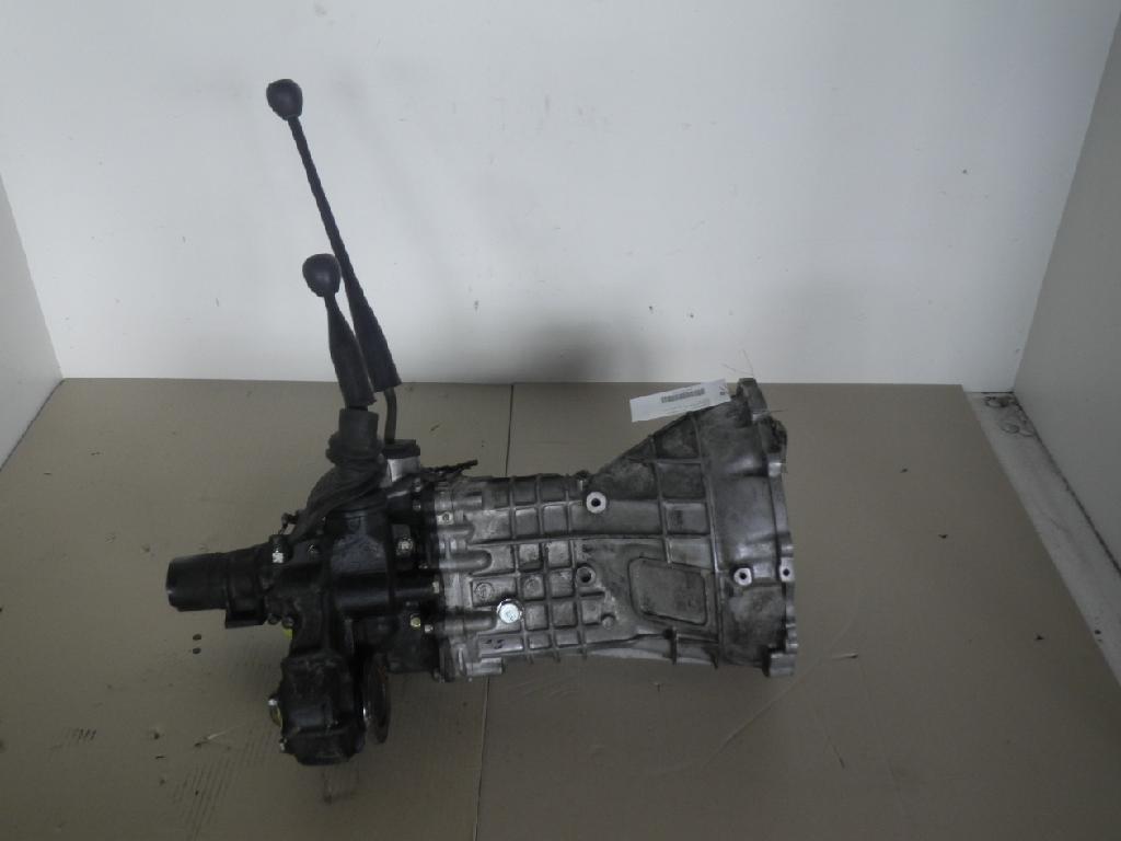 97402 Schaltgetriebe Getriebe ISUZU Trooper Soft Top (UBS) 2.2 TD 4WD 53 kW