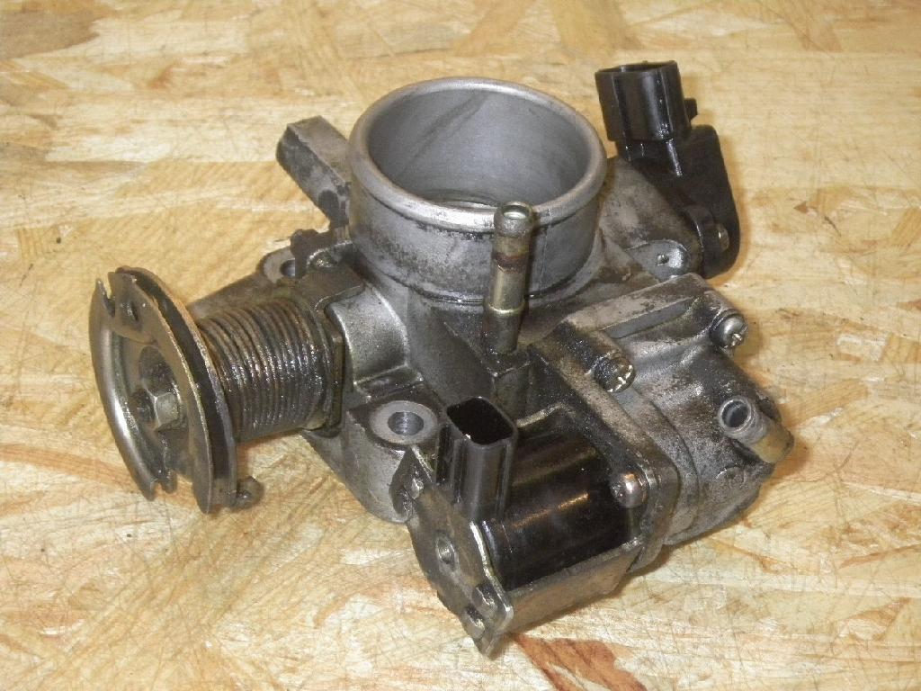 95235 Drosselklappe Drosselklappenstutzen MAZDA 323 P V (BA) 1.3 16V 54 kW B31V