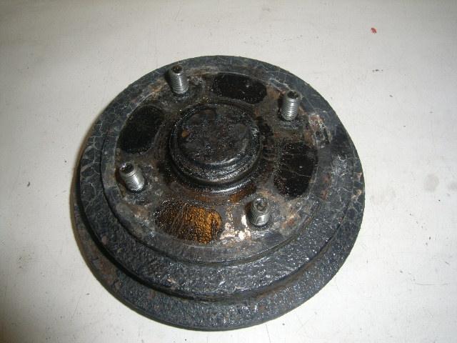 Bremstrommel links hinten SUZUKI Swift II Schrägheck (EA) 1.3 50 kW 68 PS (03.1989-05.2001) Bild 2