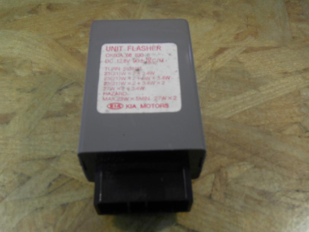 Steuergerät KIA Carnival II (UP) 2.9 CRDi 106 kW 144 PS (10.2001-> ) OK60A66830