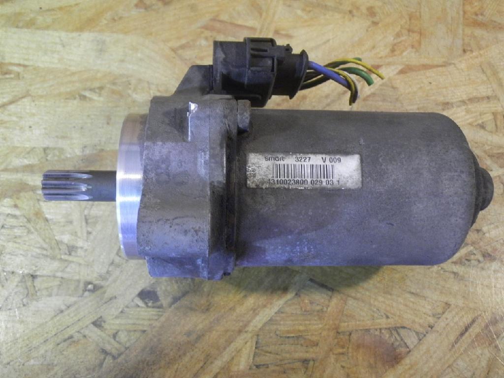 Mechatronik für Automatikgetriebe SMART Cabrio (MC 01) 0.8 CDI 30 kW 41 PS (01.2004-01.2007) 3227V009