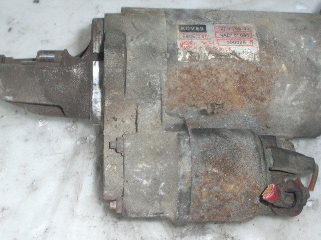Anlasser ROVER 200 (RF) 214i 55 kW 75 PS (11.1995-03.2000) E80E09