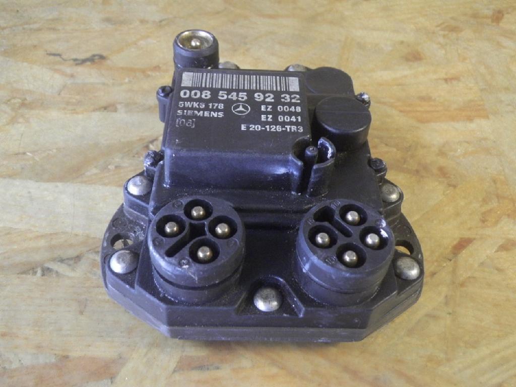 Steuergerät Zündung MERCEDES-BENZ 124 T-Modell (S124) 230 TE 97 kW 132 PS (06.1989-08.1992) 0085459132