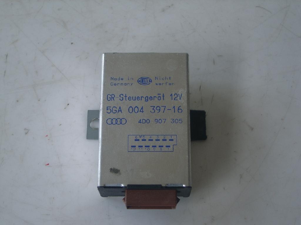 Steuergerät Geschwindigkeitsregelanlage AUDI A4 (8D, B5) 1.8 92 kW 125 PS (01.1995-11.2000) 4D0907305