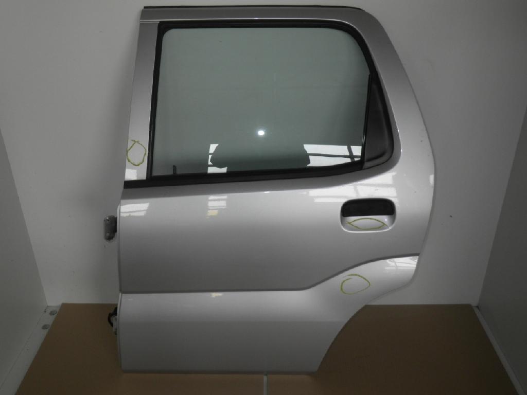98416 Tür links hinten (Fahrerseite) SUBARU Justy III (NH) weiß