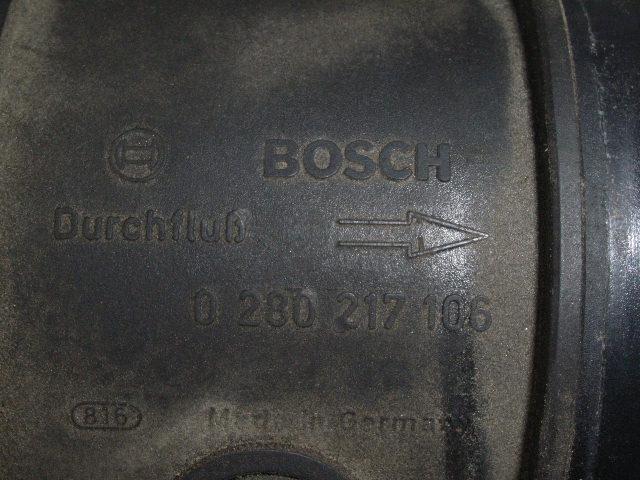 Luftmassenmesser OPEL Omega B Caravan 2.0 i 8V 85 kW 116 PS (03.1994-09.1999) 0280217106