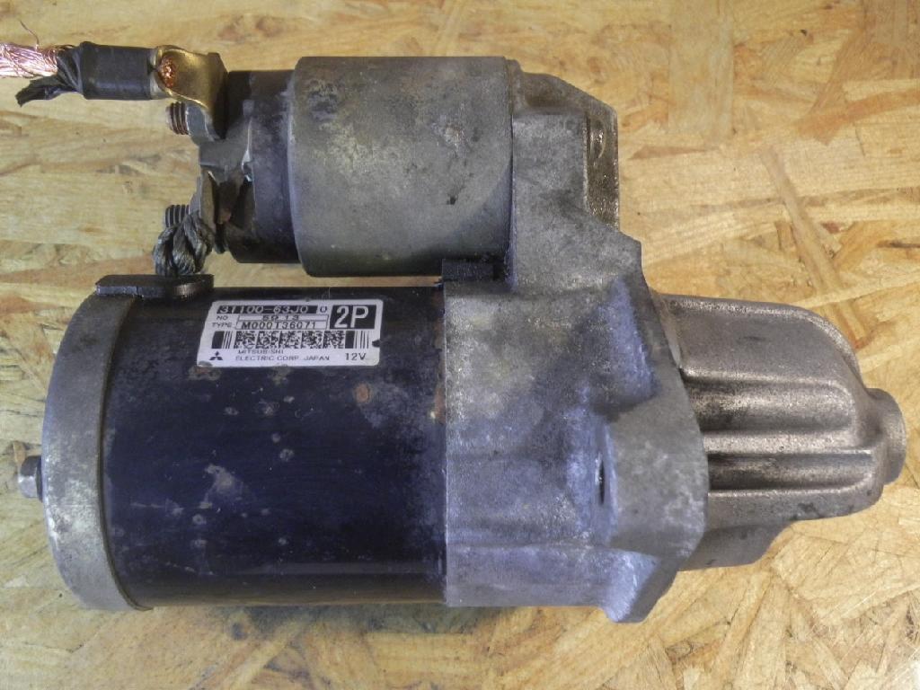 Anlasser SUZUKI Jimny (FJ) 1.3 4x4 63 kW 86 PS (08.2005-> ) 3110063J0