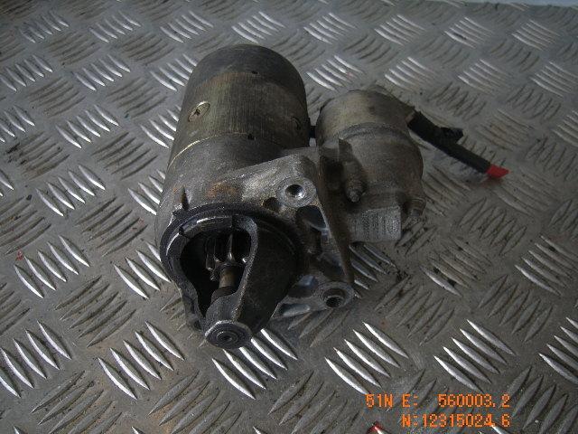 Anlasser FIAT Punto (176) 1.1 55 40 kW 54 PS (09.1993-09.1999) 0001113006