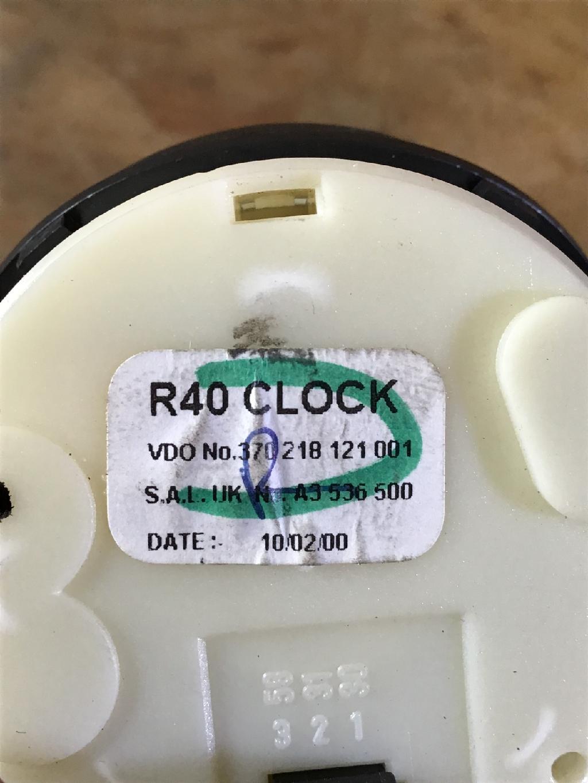 Uhr ROVER 75 1.8 88 kW 120 PS (02.1999-05.2005) 370218121001 Bild 3