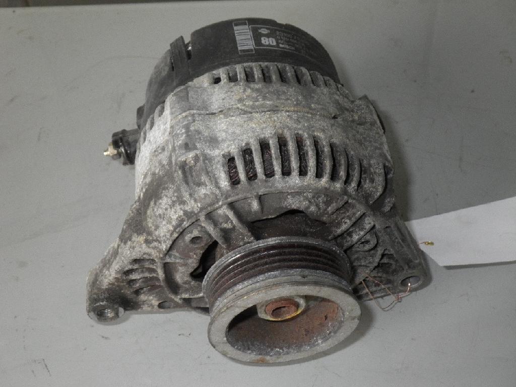 87312 Lichtmaschine Generator NISSAN Primera (P10) 2.0 85 kW 0120485015 BOSCH 0120485015