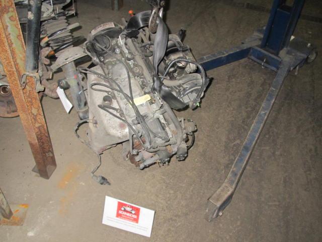 Motor ohne Anbauteile (Benzin) SEAT Ibiza II (6K) 1.4 MPI 44 kW 60 PS (08.1999-02.2002)