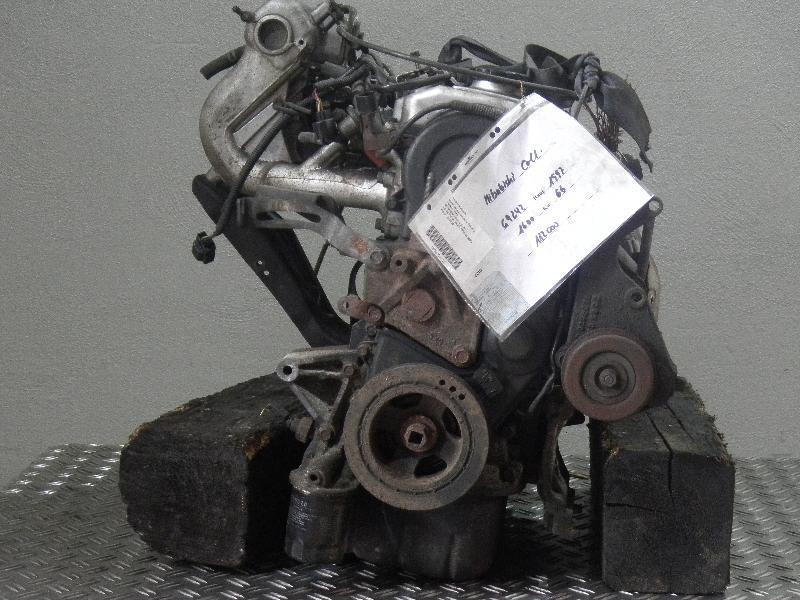 Motor ohne Anbauteile (Benzin) MITSUBISHI Colt V (CJ0) 1.6 66 kW 90 PS (05.1996-09.2000)