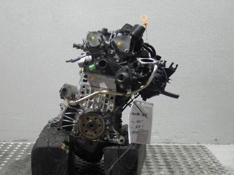 Motor ohne Anbauteile (Benzin) SEAT Cordoba Schrägheck (6K) 1.4 55 kW 75 PS (05.2000-10.2002) Bild 2