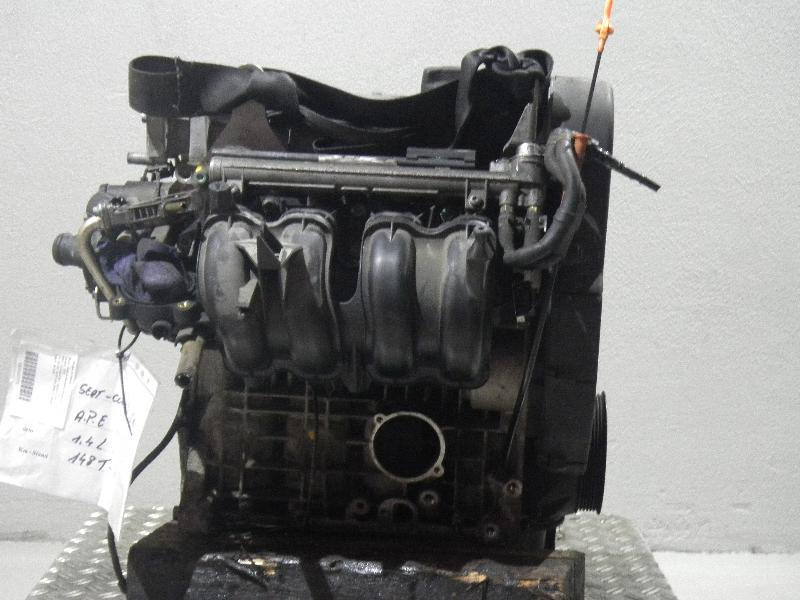 Motor ohne Anbauteile (Benzin) SEAT Cordoba Schrägheck (6K) 1.4 55 kW 75 PS (05.2000-10.2002) Bild 4