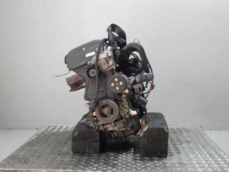 Motor ohne Anbauteile (Benzin) FORD Fiesta IV (JA, JB) 1.25 i 16V 55 kW 75 PS (08.1995-01.2002)