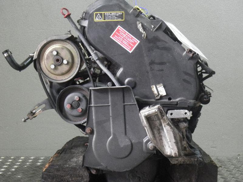 Motor ohne Anbauteile (Diesel) FIAT Punto (176) 1.7 TD 52 kW 71 PS (01.1994-09.1999)