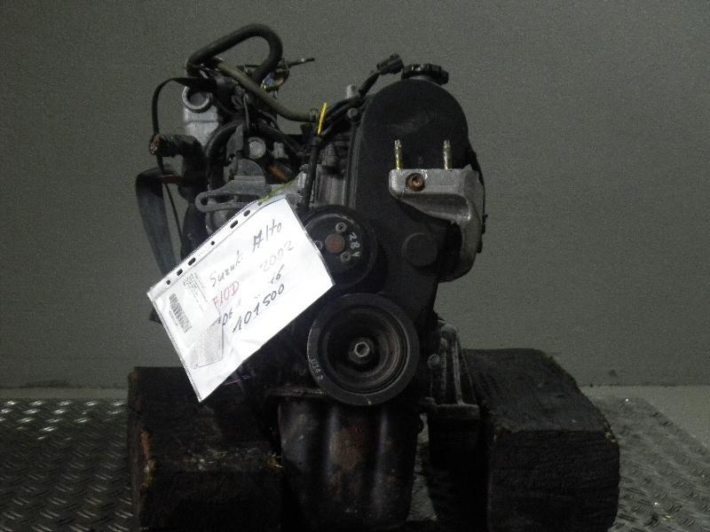 Motor ohne Anbauteile (Benzin) SUZUKI Alto III (EF) 1.0 43 kW 58 PS (01.2000-06.2002)