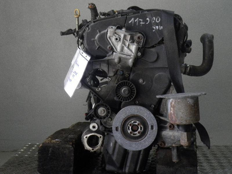 Motor ohne Anbauteile (Diesel) FIAT Brava (182) 1.9 JTD 105 77 kW 105 PS (12.1998-10.2001)