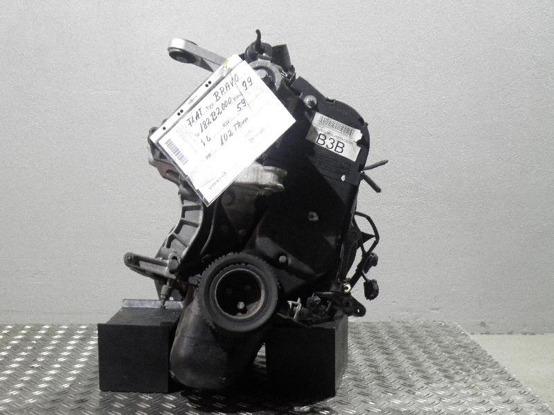 Motor ohne Anbauteile (Benzin) FIAT Bravo (182) 1.4 12V 59 kW 80 PS (10.1995-10.2001)