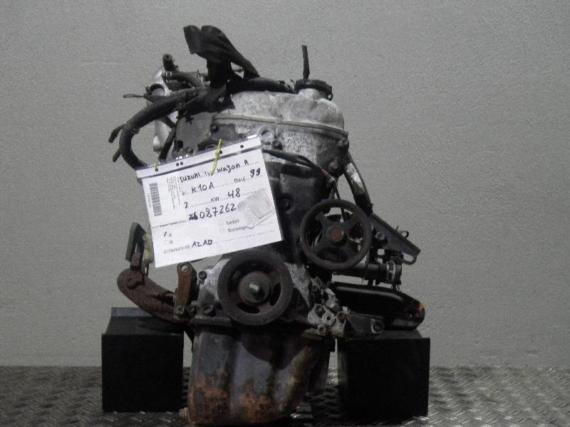 Motor ohne Anbauteile (Benzin) SUZUKI Wagon R+ (EM) 1.0 48 kW 65 PS (02.1998-05.2000)