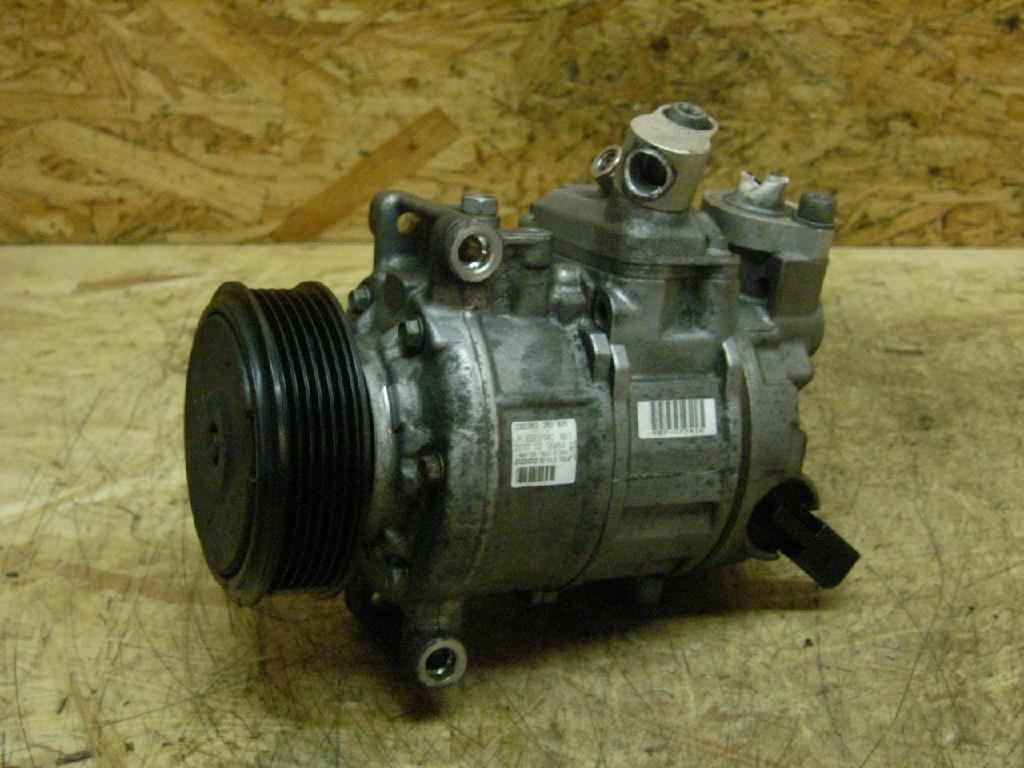 Klimakompressor AUDI A4 Avant (8K, B8) 1.8 TFSI 88 kW 120 PS (04.2008-> )