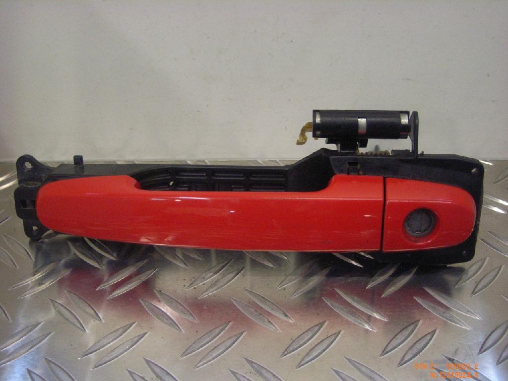 Türgriff links vorne DAIHATSU Sirion (M3) 1.3 67 kW 91 PS (03.2008-> )