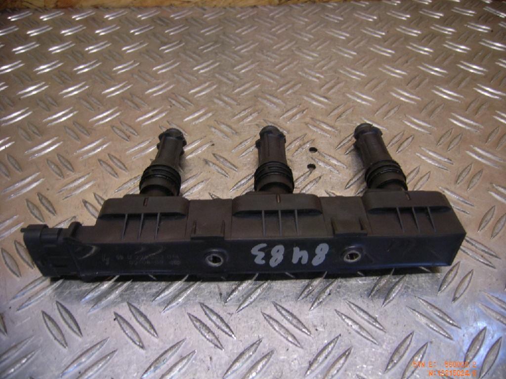 Zündungsmodul OPEL Agila (H00) 1.0 43 kW 58 PS (09.2000-12.2007)