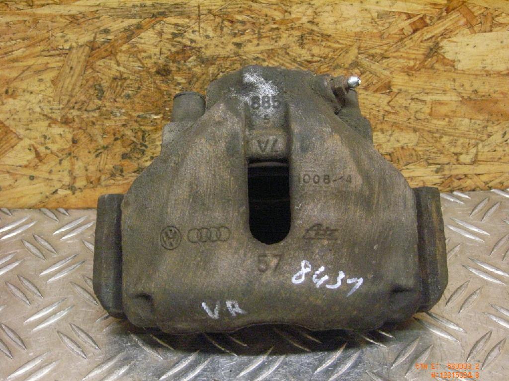 Bremssattel rechts vorne AUDI A4 Avant (8E, B6) 1.9 TDI 96 kW 131 PS (09.2001-12.2004)