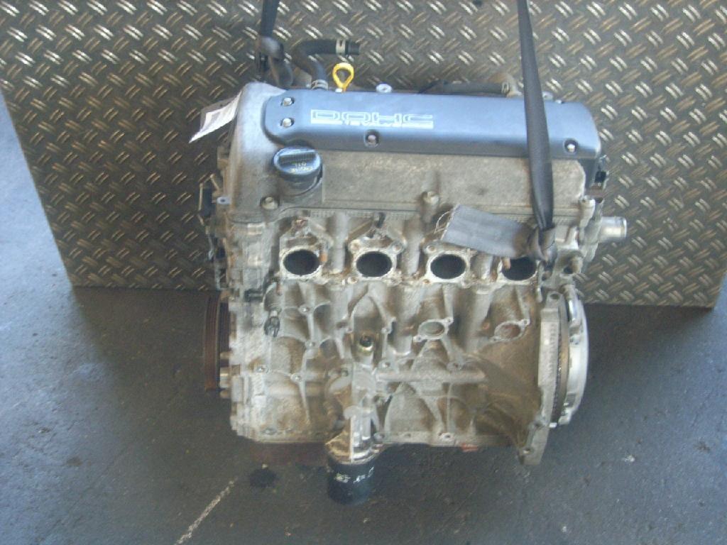 Motor ohne Anbauteile (Benzin) SUZUKI Ignis (FH) 1.3 61 kW 83 PS (10.2000-09.2003)