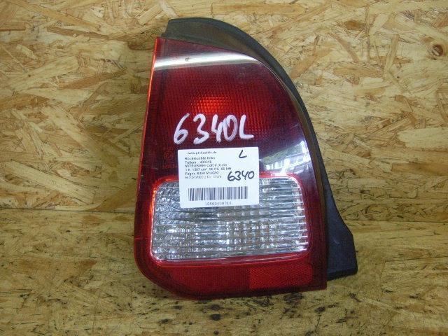 Rückleuchte links MITSUBISHI Colt V (CJ0) 1.6 66 kW 90 PS (05.1996-09.2000)