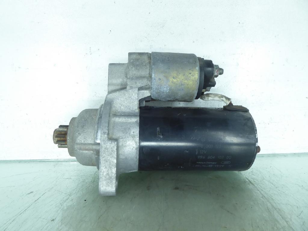 Anlasser PORSCHE Boxster (986) 2.7 162 kW 220 PS (08.1999-07.2002) 99660410300