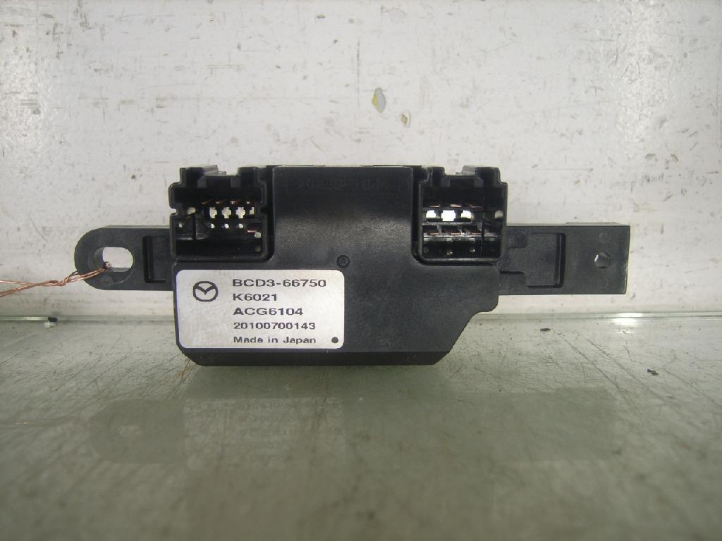 Steuergerät MAZDA 3 (BL) 2.2 MZR-CD 136 kW 185 PS (06.2009-> ) BCD366750