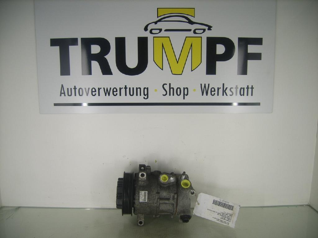 Klimakompressor CHRYSLER Sebring (JS) 2.0 CRD 103 kW 140 PS (07.2007-12.2010) 6SEU16C
