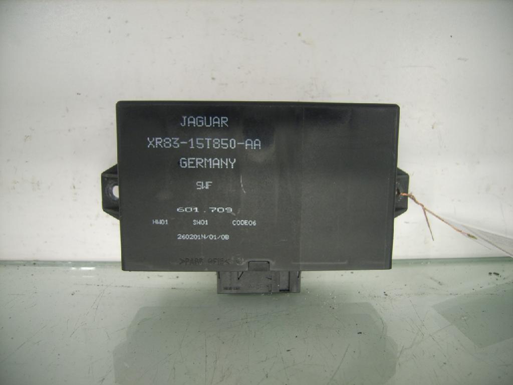Steuergerät Einparkhilfe JAGUAR S-Type (CCX) 4.0 V8 203 kW 276 PS (01.1999-04.2002) XR8315T850AA