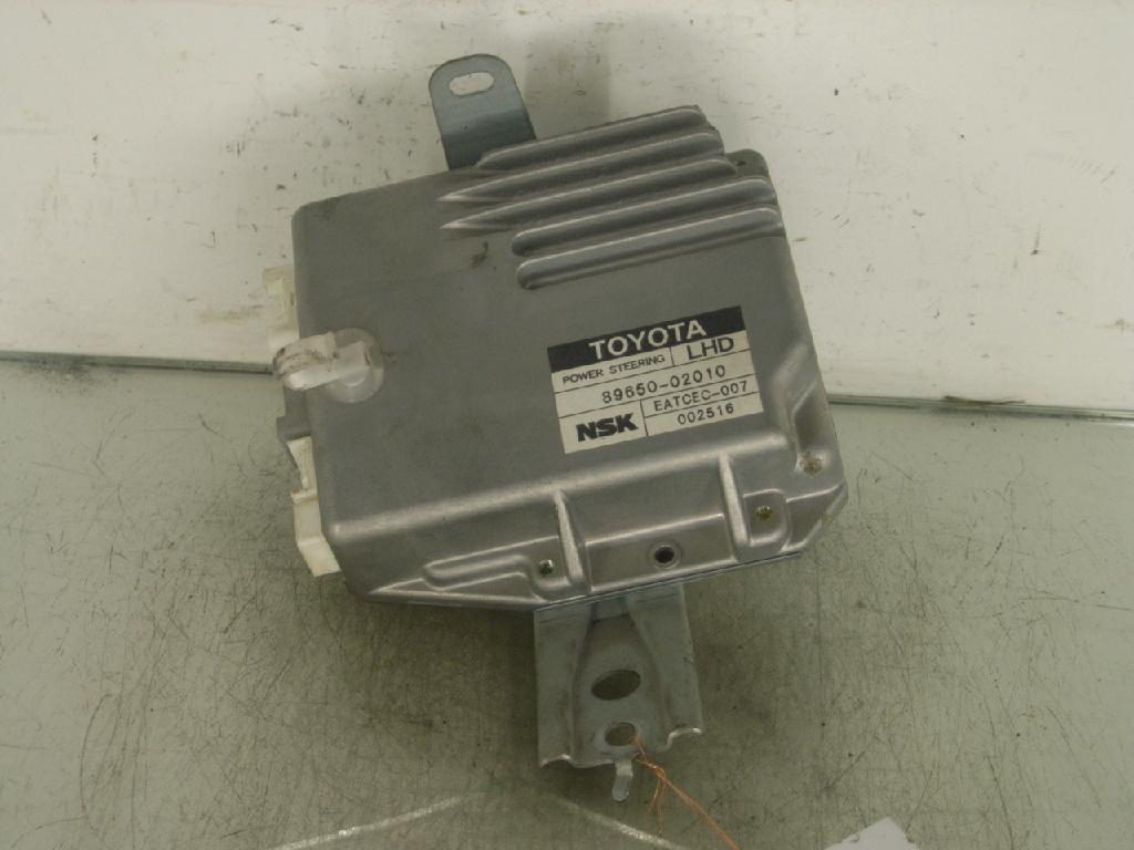 Steuergerät Servolenkung TOYOTA Corolla (E12) 1.8 TS 141 kW 192 PS (01.2002-02.2007) 89650020108965002010