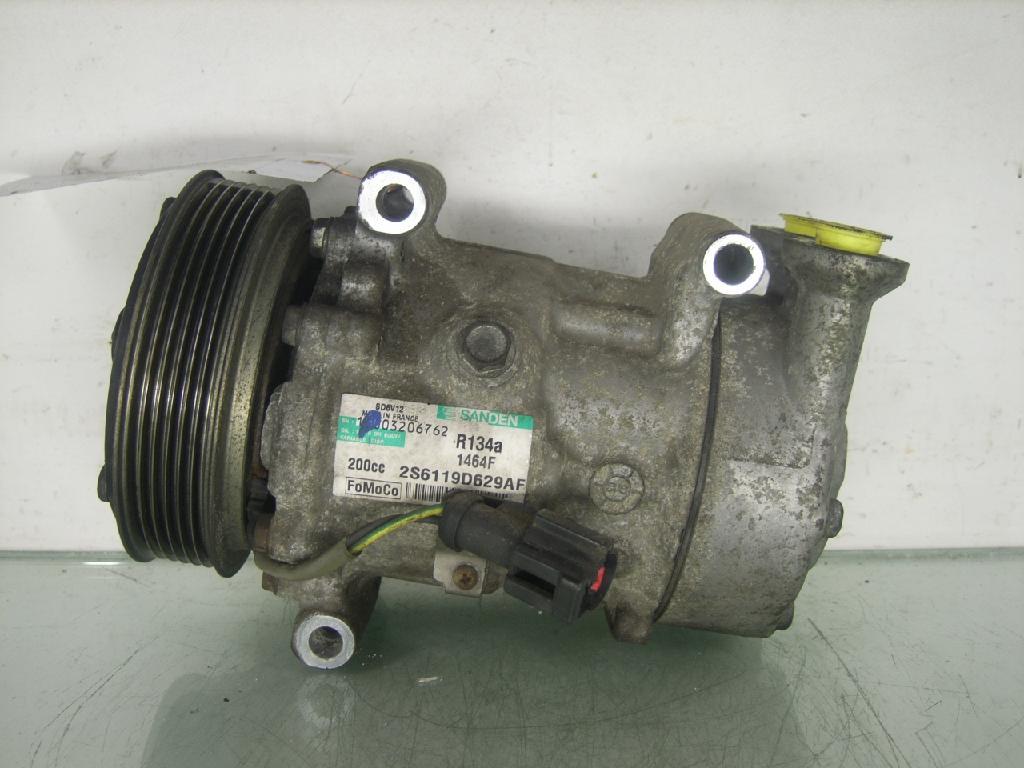 Klimakompressor FORD Fiesta V (JH, JD) 1.4 TDCi 50 kW 68 PS (11.2001-06.2008) 2S6119D629AF