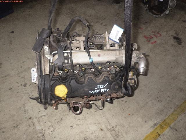Motor ohne Anbauteile (Diesel) OPEL Astra H Caravan 1.9 CDTI 74 kW 101 PS (09.2005-> ) 55205467