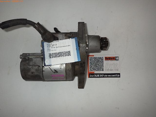 Anlasser ROVER 75 2.0 V 110 kW 150 PS (02.1999-05.2005) 2280007710