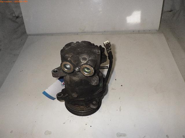 Klimakompressor PEUGEOT 206 Schrägheck 1.4 55 kW 75 PS (09.1998-> ) 6453CN