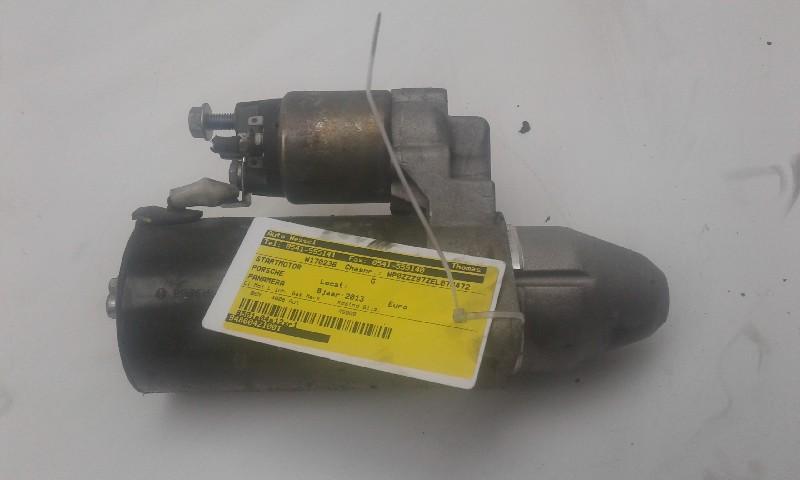 A12XR01 Anlasser PORSCHE Panamera (970) 94860421001