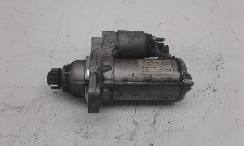 A01AR03 Anlasser AUDI Q3 (8U) 02M911024Q