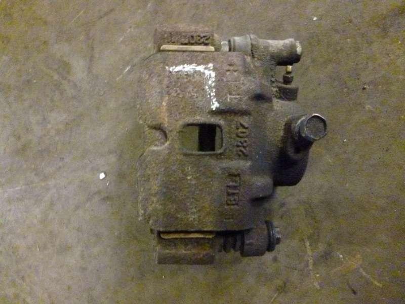 Bremszange links vorne  ISUZU Trooper Soft Top (UBS)  2.6 4WD 85 KW