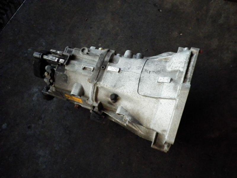 Schaltgetriebe  BMW 3er Compact (E46)  316ti 85 KW