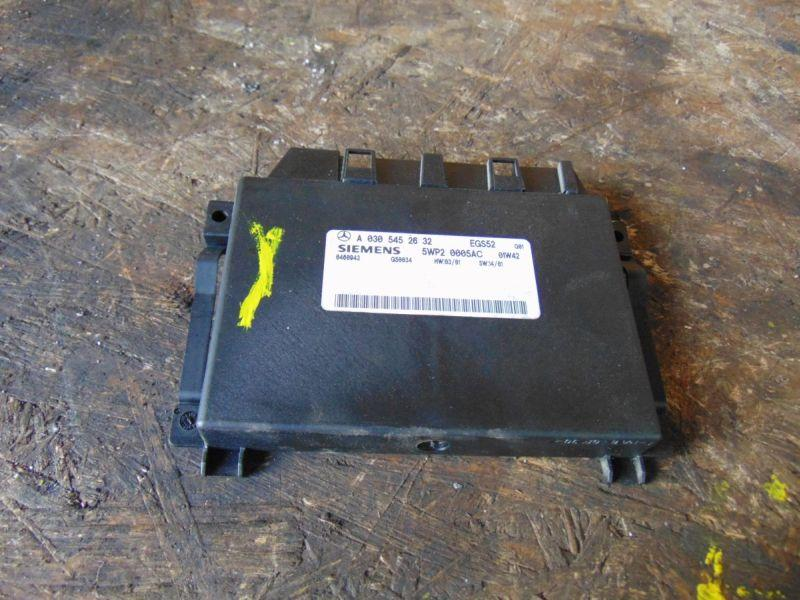 Steuergerät Automatikgetriebe  MERCEDES-BENZ M-KLASSE (W163) ML 270 CDI 120 KW A0305452632