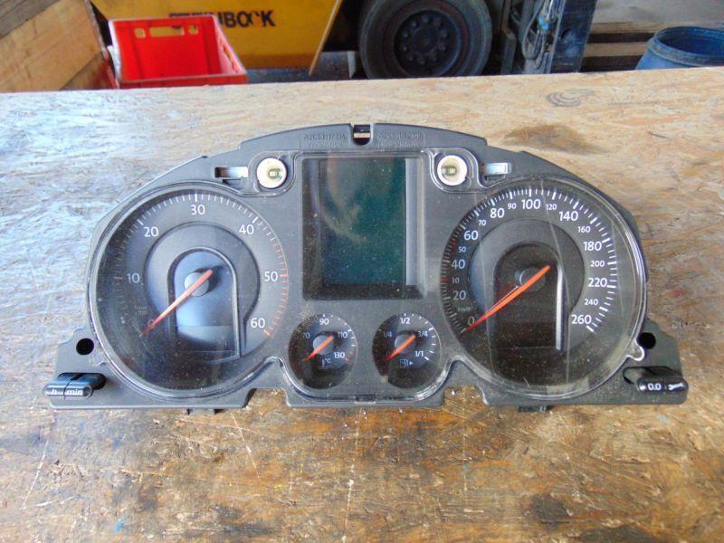 Tachometer Kombiinstrument VW PASSAT VARIANT (3C5) 2.0 TDI 103 KW 3C0920871