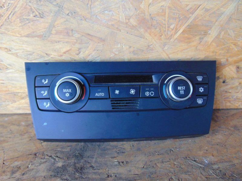 Heizungsbetätigung (Konsole) Klimabedienteil BMW 3 TOURING (E91) 318D 90 KW 914729901