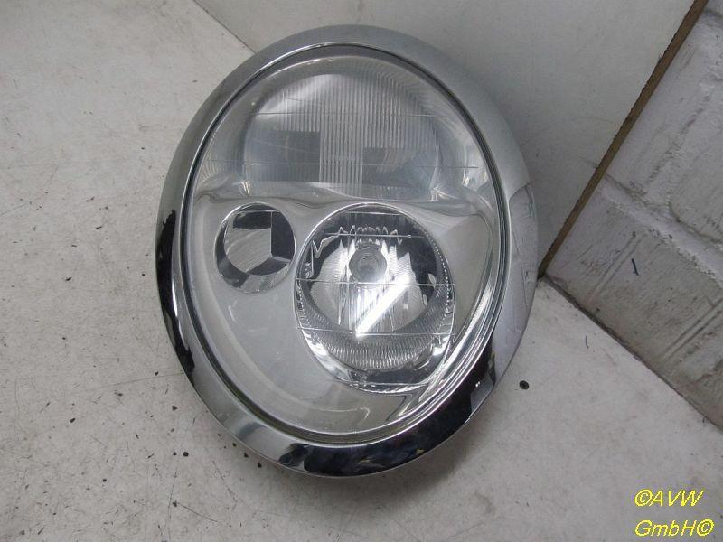 Hauptscheinwerfer rechts  MINI MINI (R50, R53) ONE 66 KW 63126911704