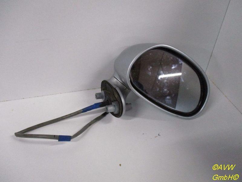 Außenspiegel elektrisch lackiert rechts Kratzer siehe Bild DAIHATSU COPEN 0,7 50 KW 015851