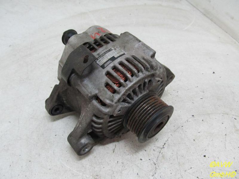 Lichtmaschine Generator 110A KIA SORENTO I (JC) 2.5 CRDI 125 KW 373004A300