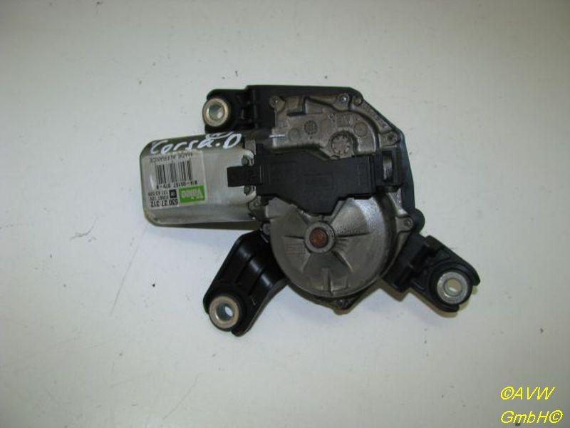 Wischermotor hinten  OPEL CORSA D 1.4 66 KW 53027312